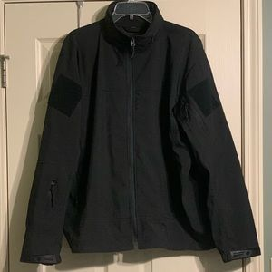 Rothco Covert Ops Men's Jacket Black XL ZIP